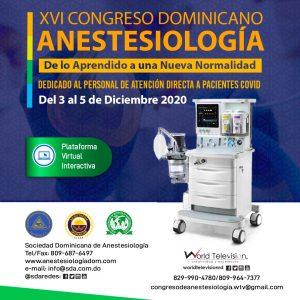 Congreso Dominicano de Anestesiologia
